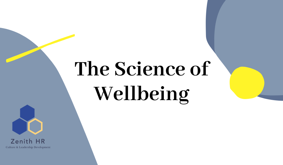 The science of wellbeing program